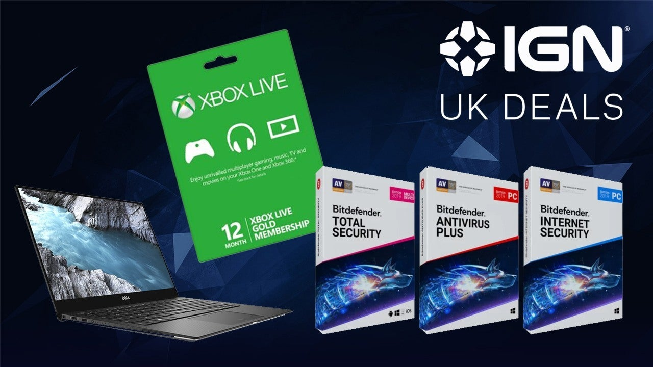 Daily Deals 12 Month Xbox Live Gold Subscription Under