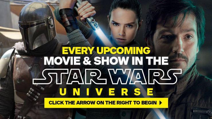 Star Wars: The Rise of Skywalker no está preparando una nueva trilogía, dice J.J. Abrams 3