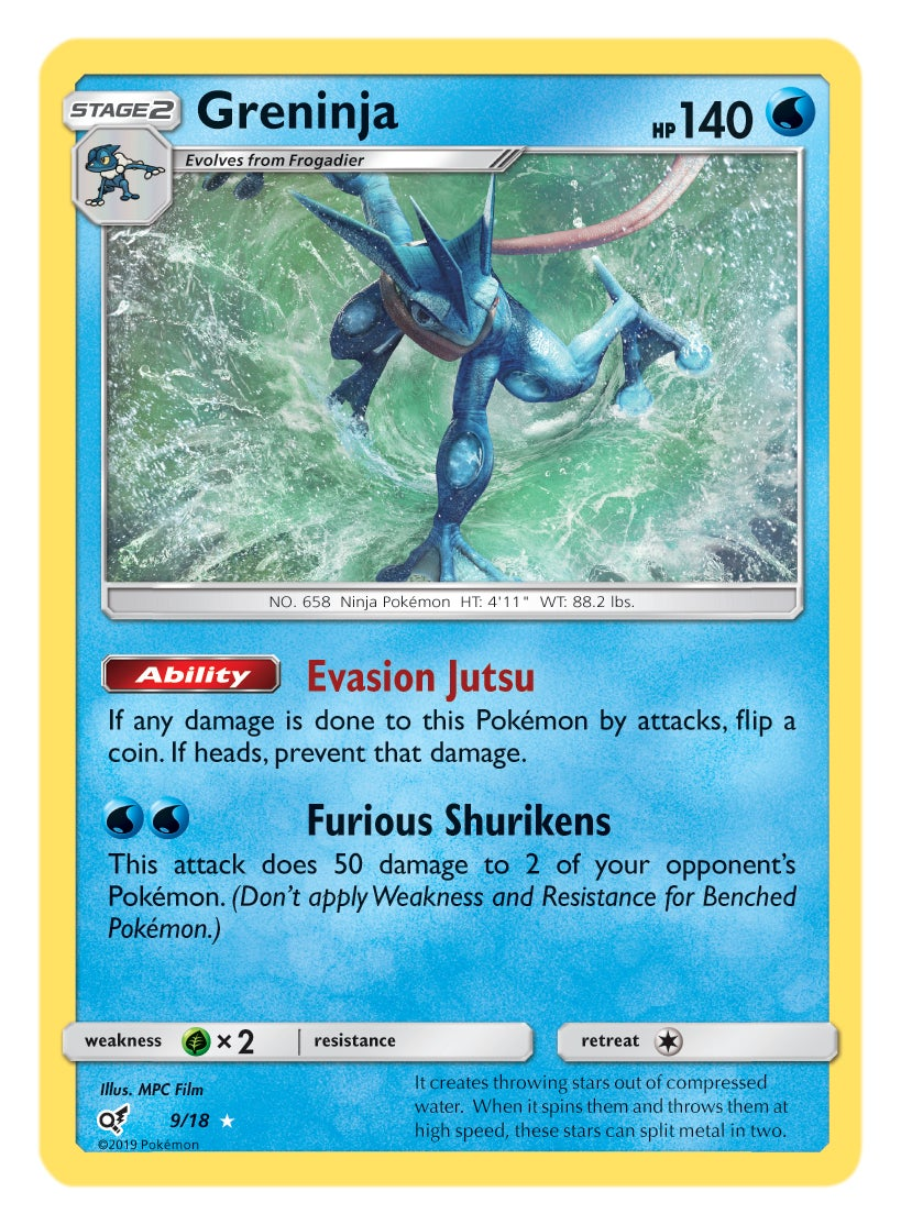 all pokemon cards from