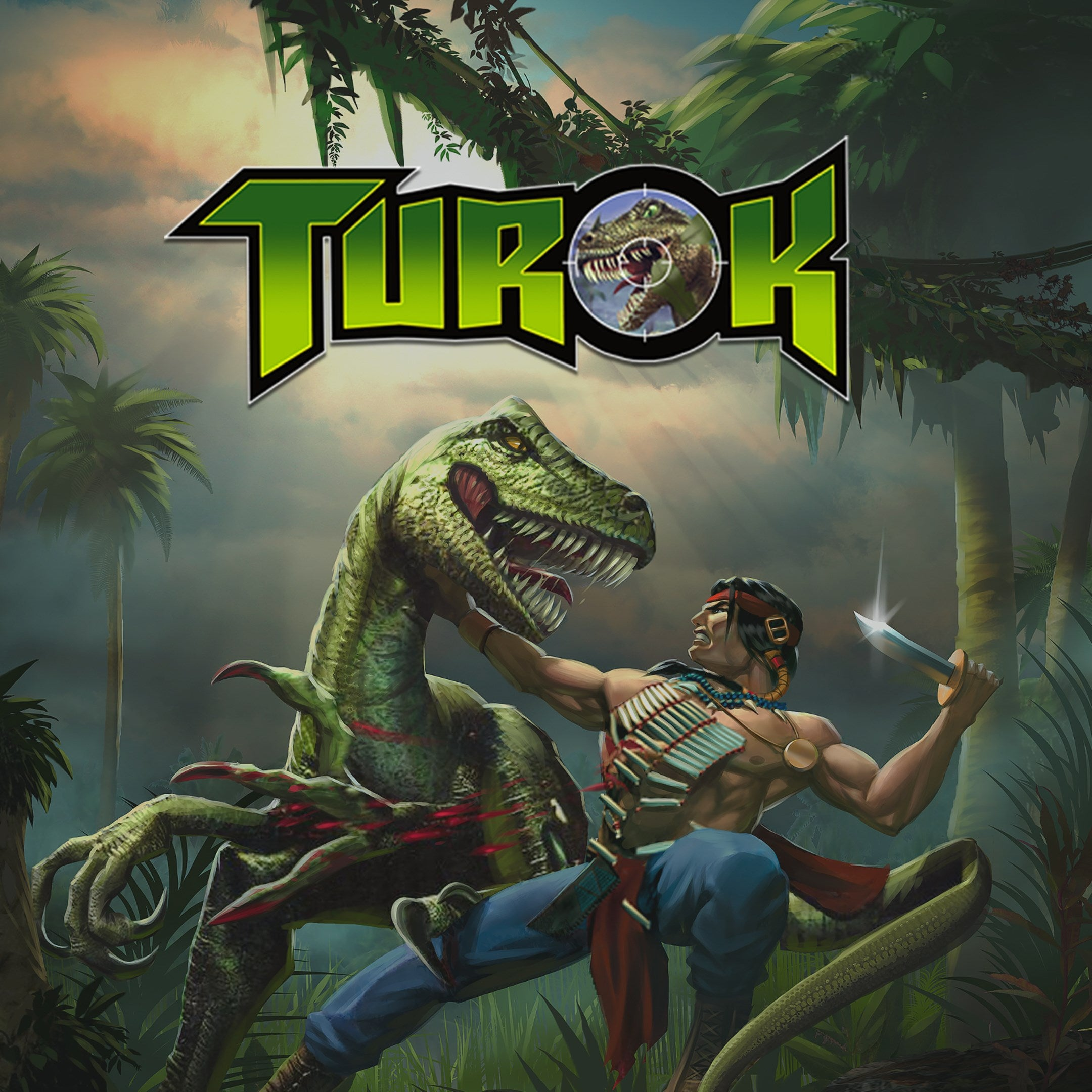 Night King Hd Wallpaper Turok Dinosaur Hunter Remastered Ign