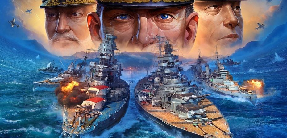 World of Warships: Legends Getting Free Update Today – GameUP24