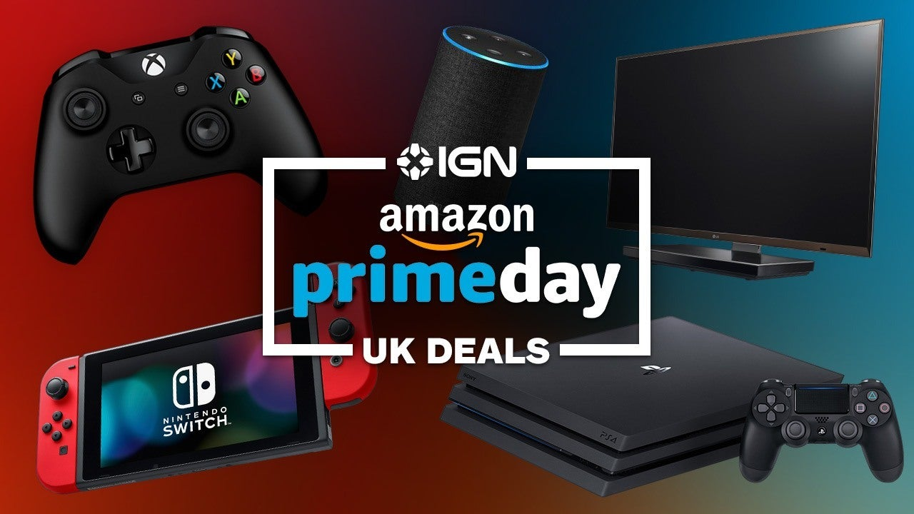 The Best Amazon Prime Day Deals Uk 2019 Nintendo Switch