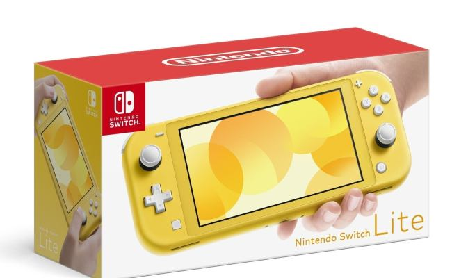 Nintendo Switch Lite Ign