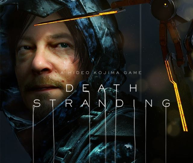 Death Stranding Ign
