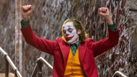 Arthur Fleck nei panni di Joker