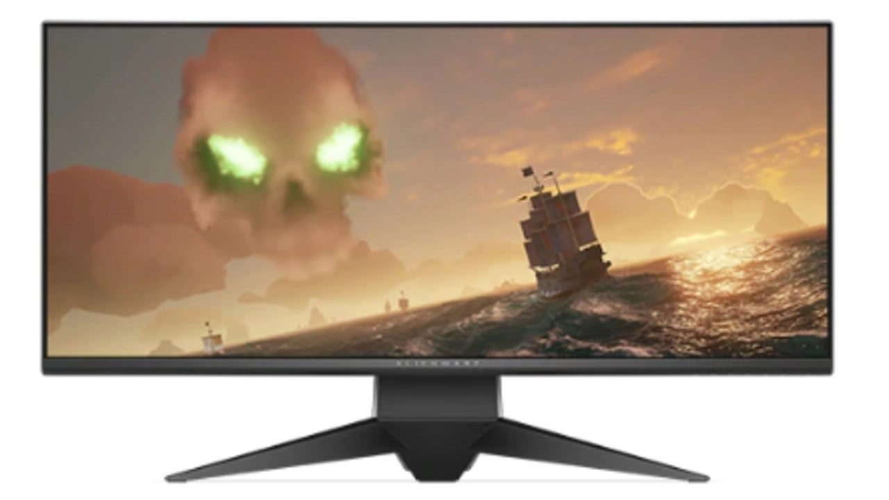 Get a 34-inch Alienware Curved Gaming Monitor for $599