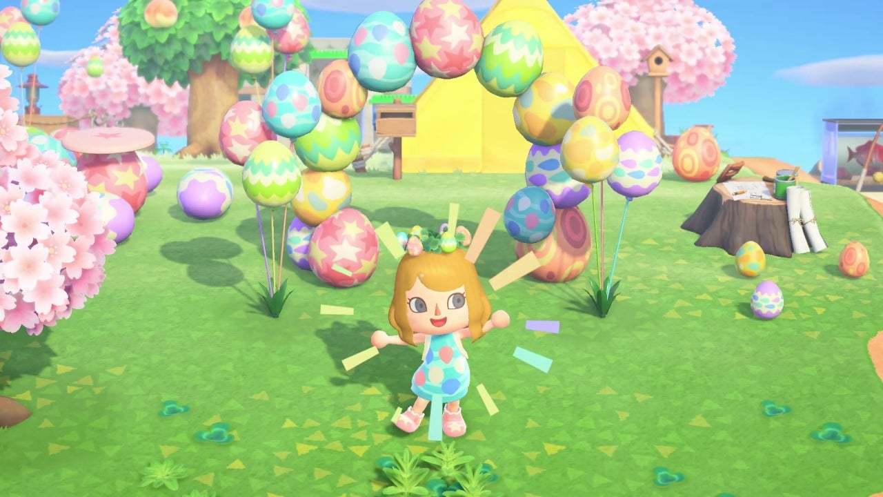 Animal Crossing New Horizons Bunny Day Recipes Guide Ign