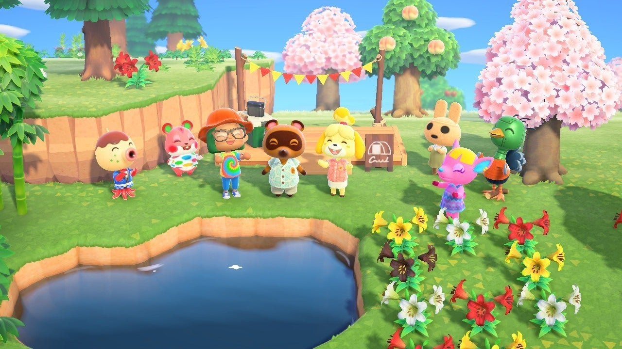 Animal Crossing New Horizons Cherry Blossom Recipes Guide