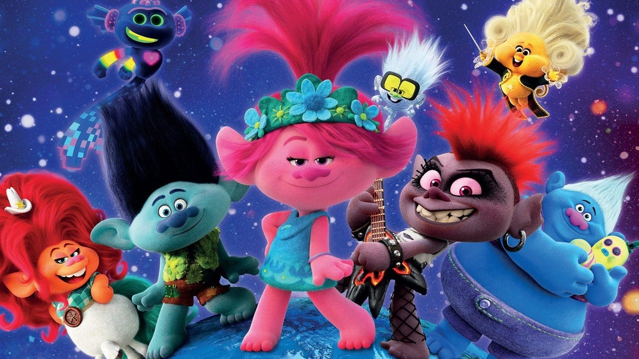 Trolls Cast And Characters