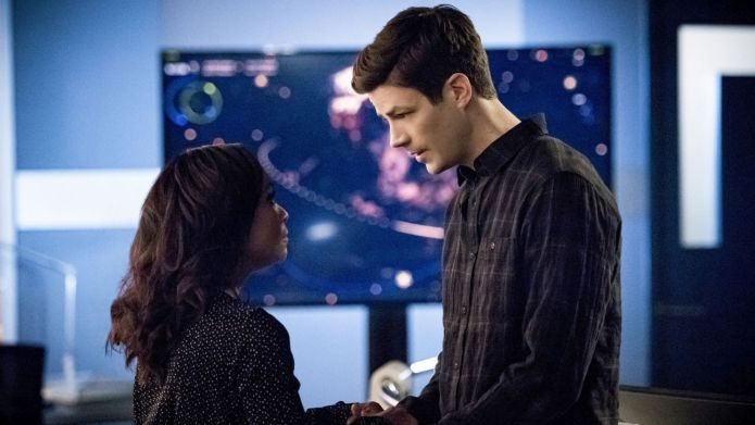 Scene from The Flash's