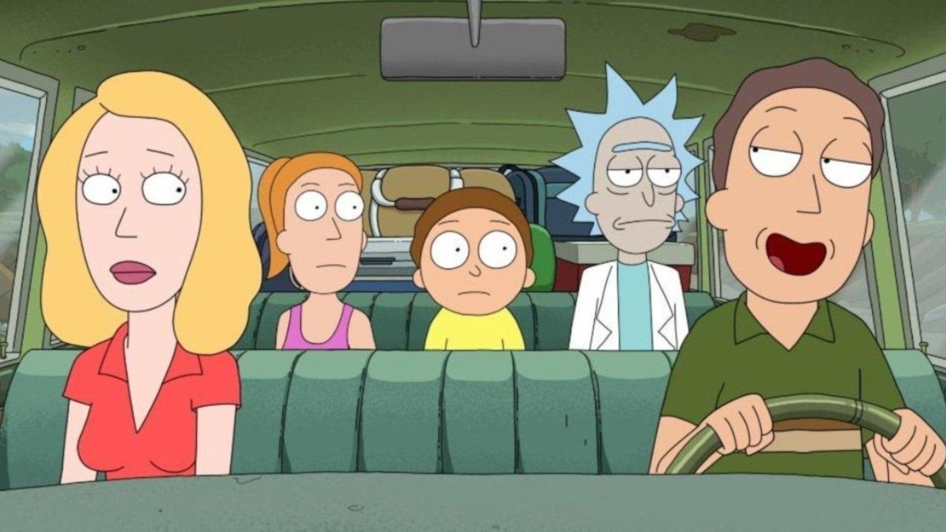 Rick And Morty Season 4 Episode 9 Childrick Of Mort