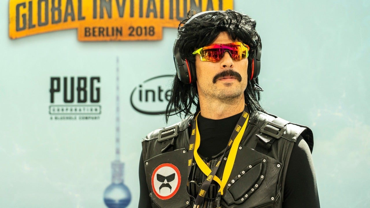 Dr Disrespect Permanently Banned From Twitch Reportedly Ign