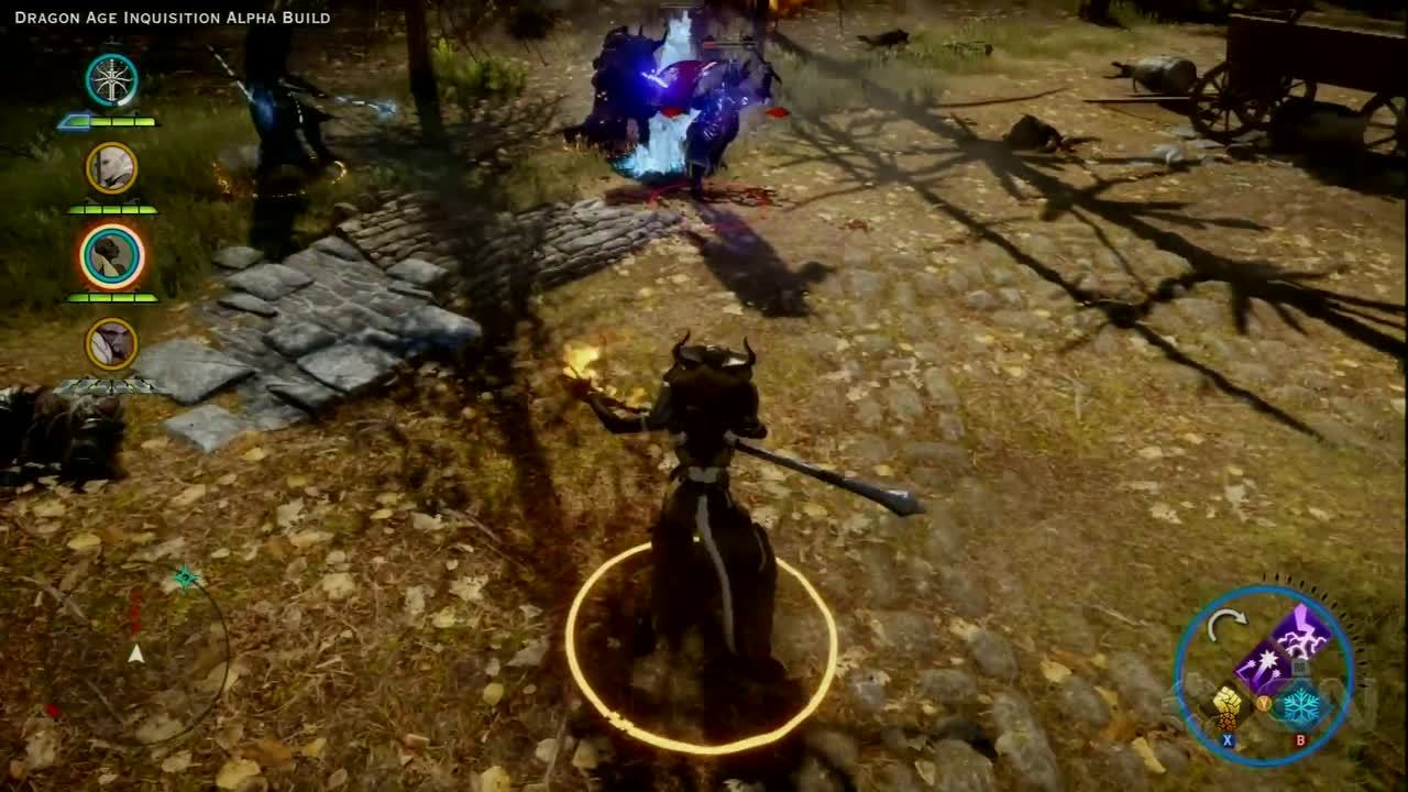 Dragon Age Inquisition Gameplay Demo IGN Live E3 2014