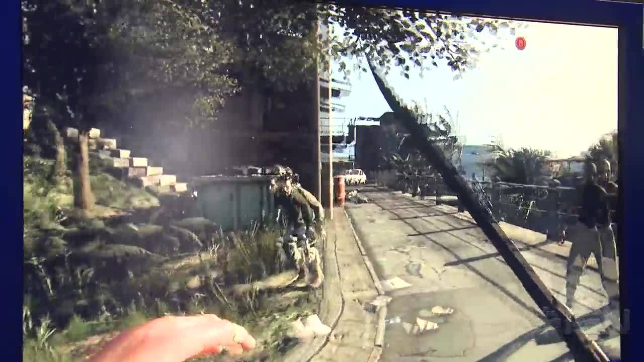 Dying Light Past Gen Version E3 2014 Dying Light Open World Gameplay IGN Video
