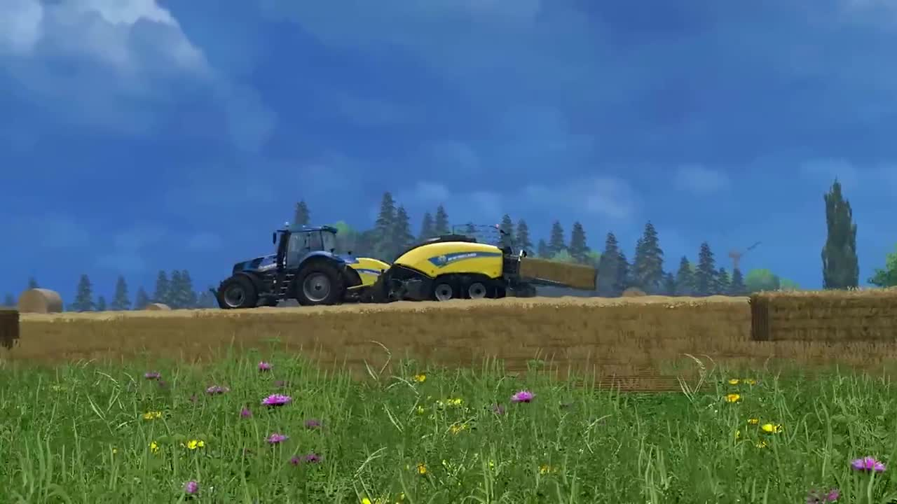 Farming Simulator 2015 Bande Annonce IGN Video