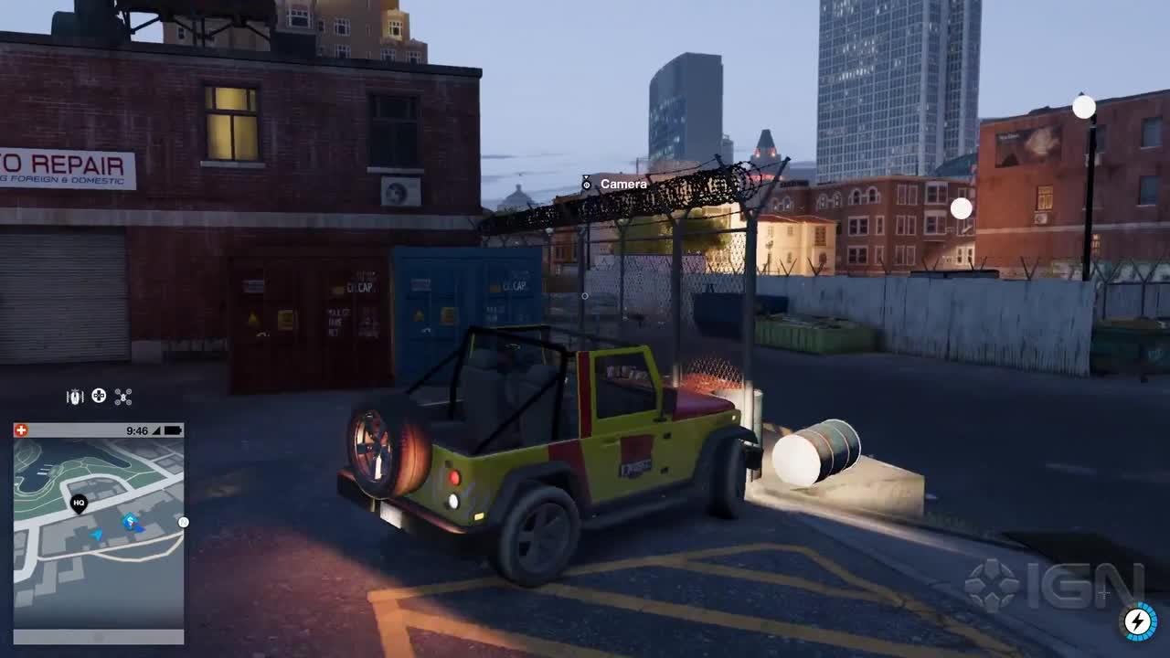 Watch Dogs 2 Unique Vehicle Locations Watch Dogs 2