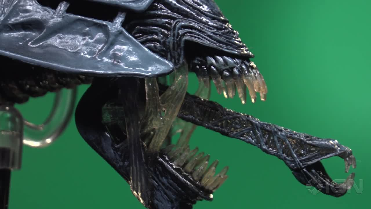 This Xenomorph Queen From Aliens Is Beautiful IGN