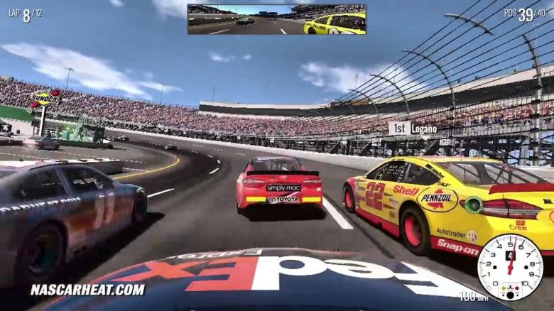 NASCAR Heat Evolution Videos, Movies & Trailers - Xbox One - IGN