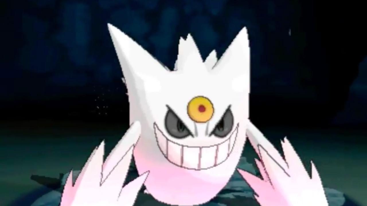 Pokemon X Shiny Gengar Trailer IGN Video