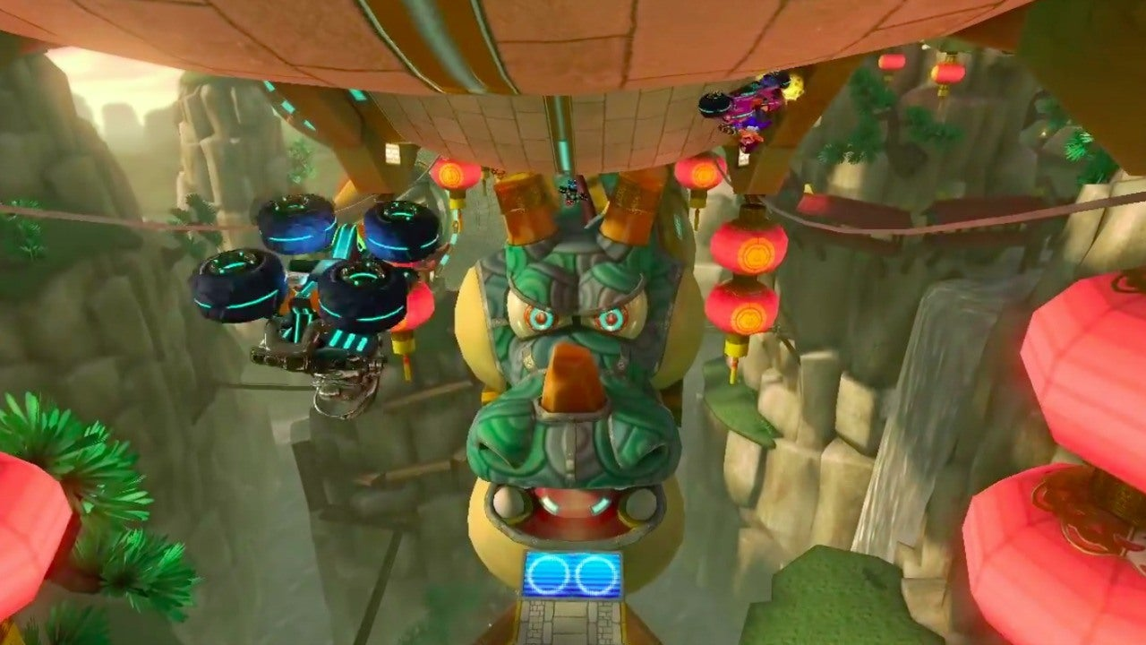 Mario Kart 8 Videos Movies Amp Trailers Wii U IGN