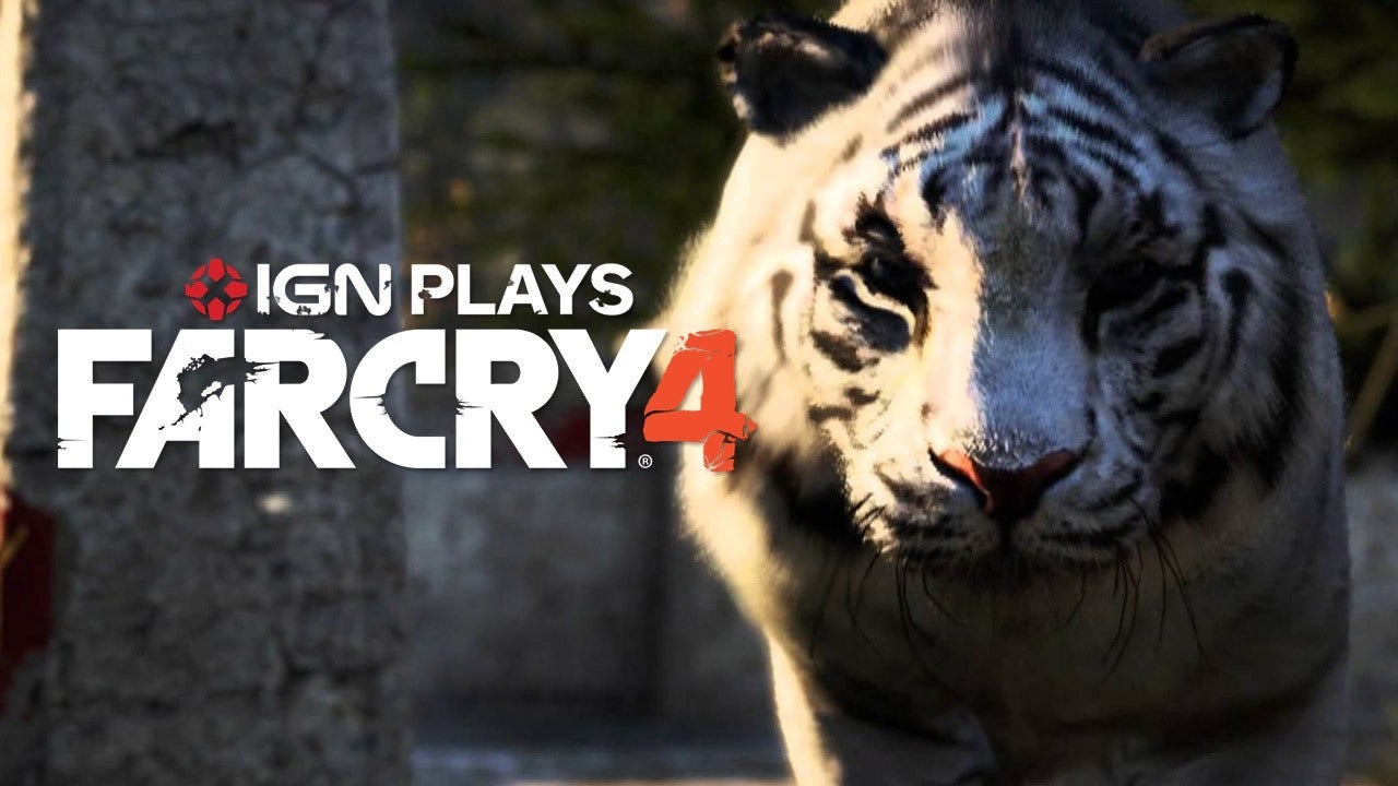 Hunting A Bengal Tiger In Far Cry 4 IGN Plays IGN Video