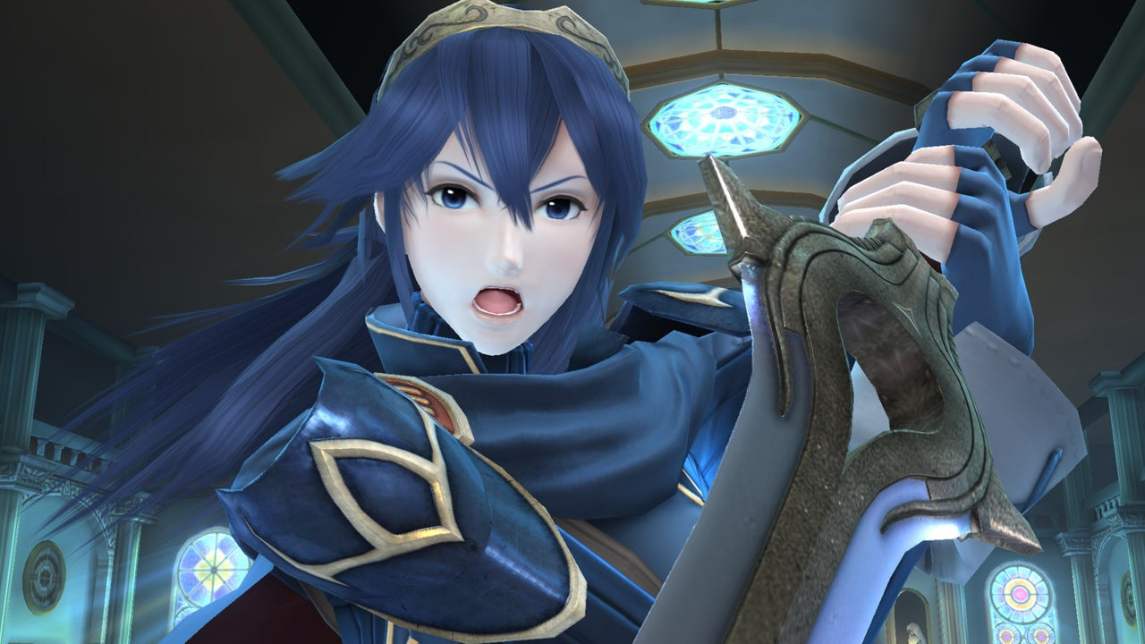Marth Girl Wallpaper How To Ko 8 Fighters In Cruel Smash As Lucina In Super