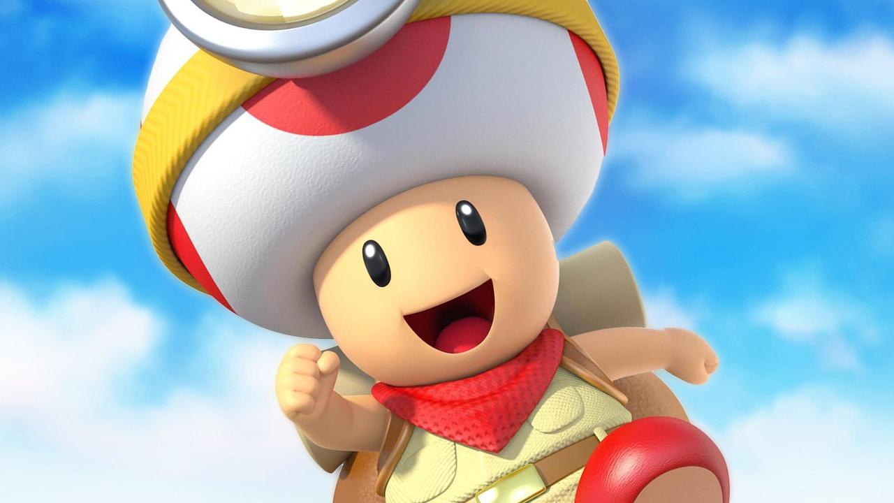 Captain Toad Lets Play Episode 2 Beep Block Skyway IGN