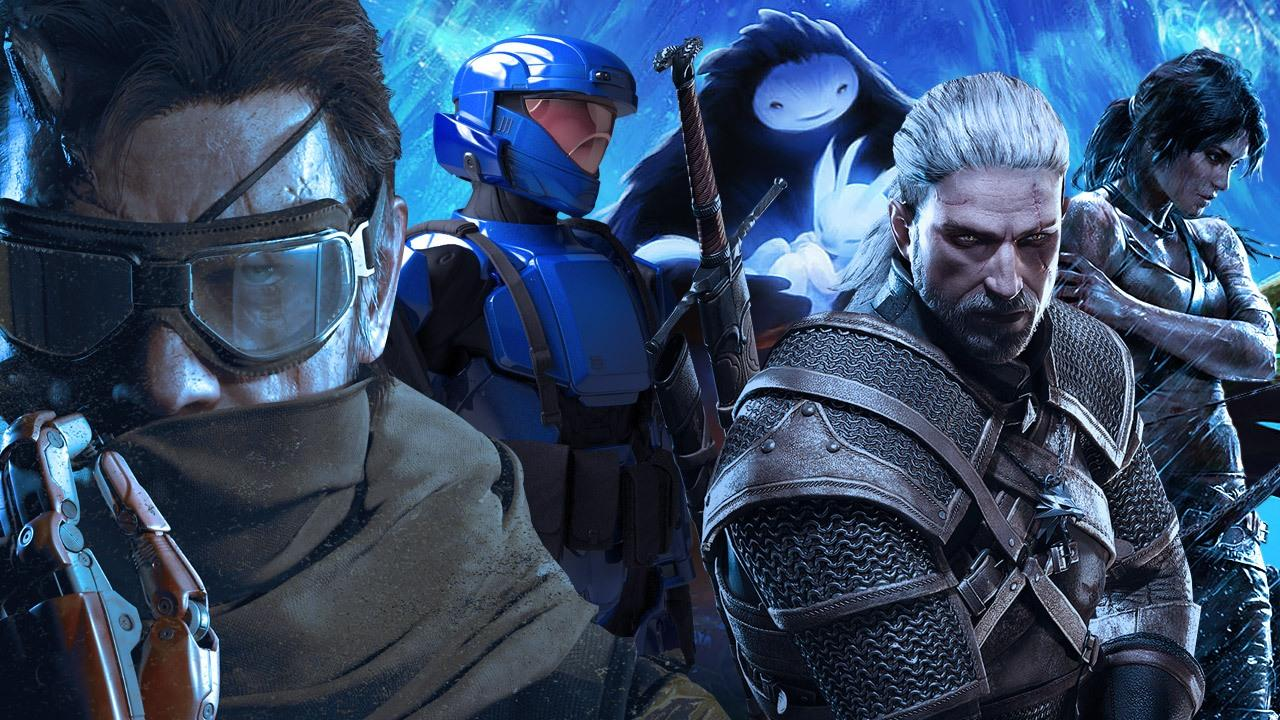 25 Big Xbox Games of 2015 - IGN Video