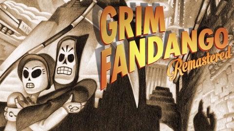 Resultado de imagem para Grim Fandango Remastered
