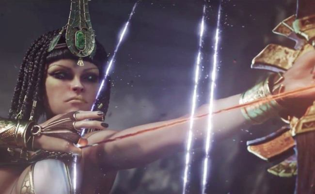 Smite Battleground Of The Gods Cinematic Trailer Ign Video