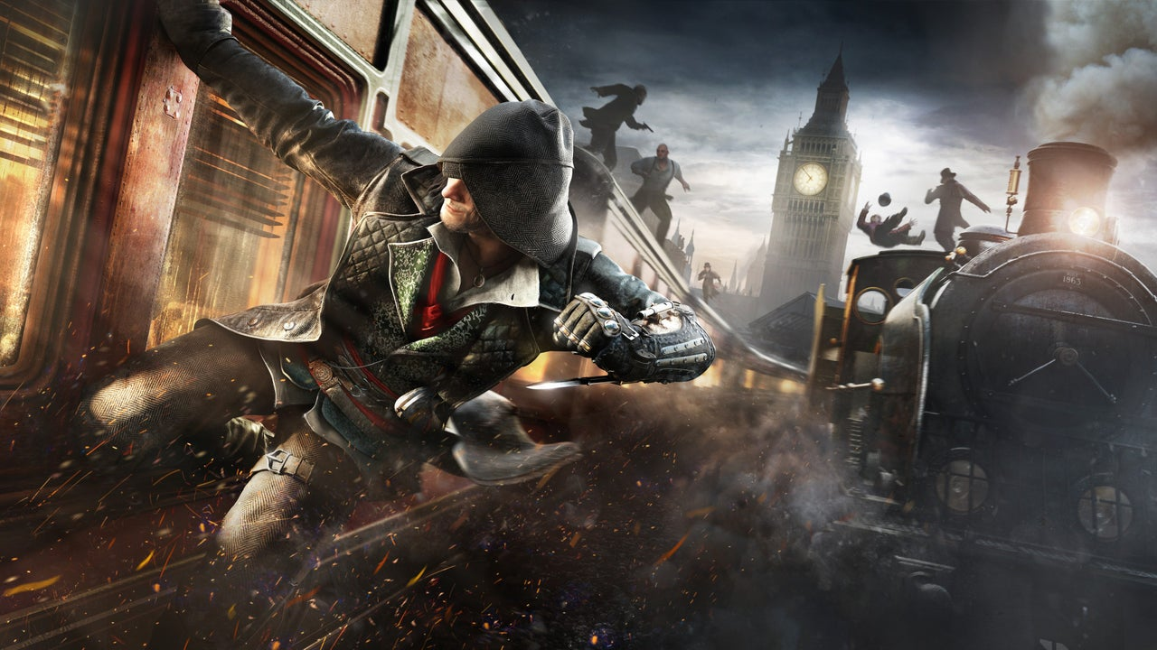 Assassins Creed Wallpaper Hd Assassin S Creed Syndicate Train Timelapse Ign Video