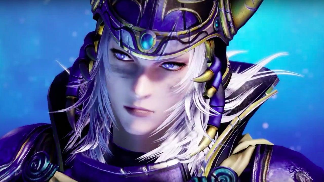 Dissidia Final Fantasy Arcade Warrior Of Light Trailer IGN Video