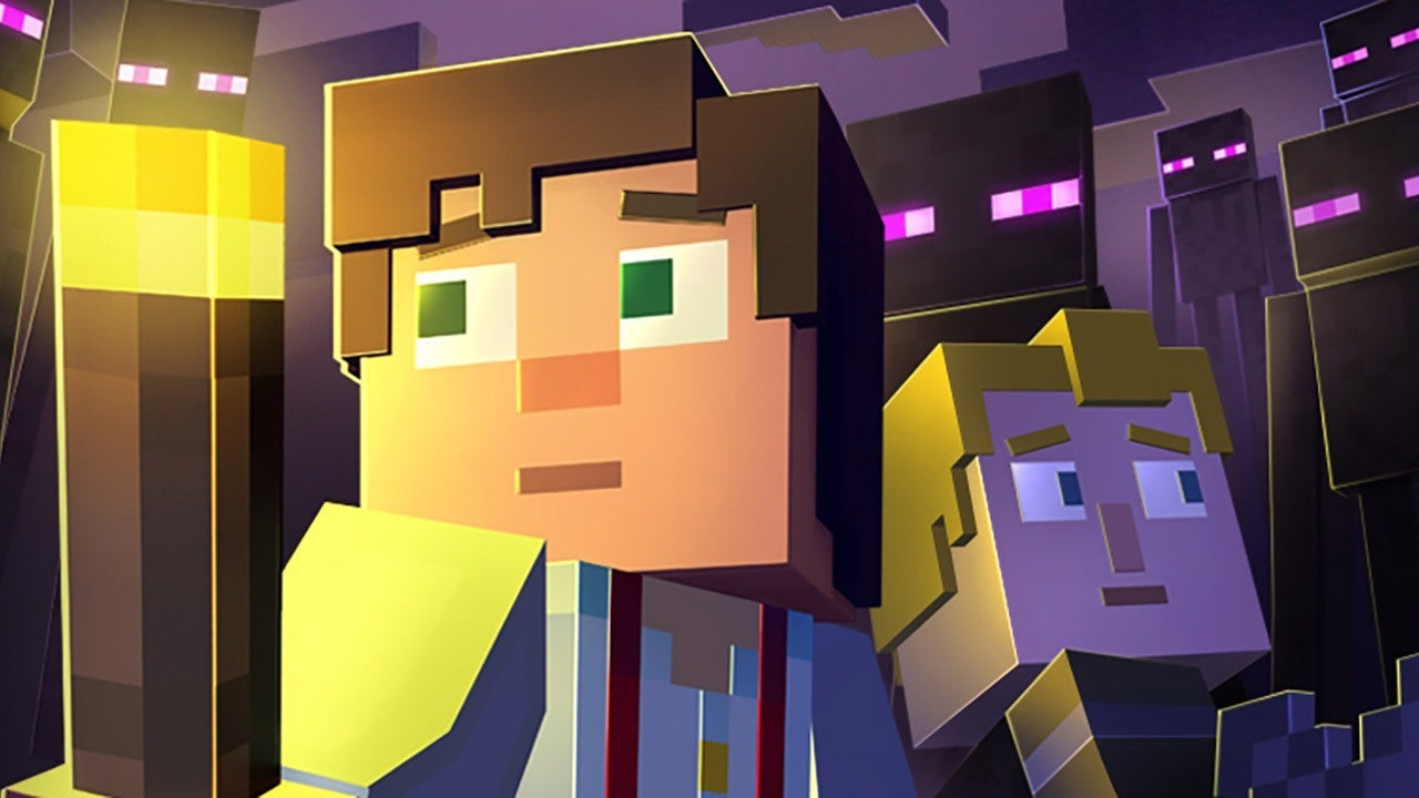Minecraft Story Mode Episode 3 Trailer IGN Video