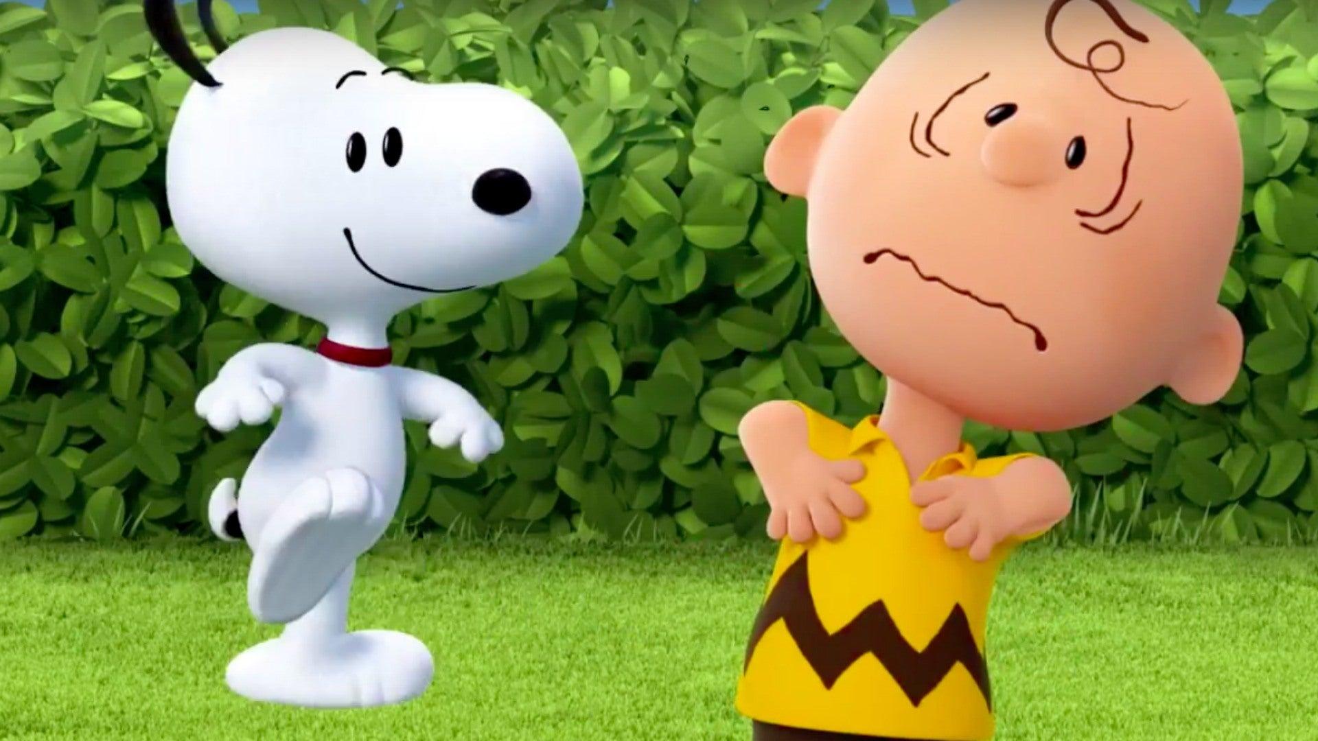 Peanuts Snoopys Grand Adventure Videos Movies