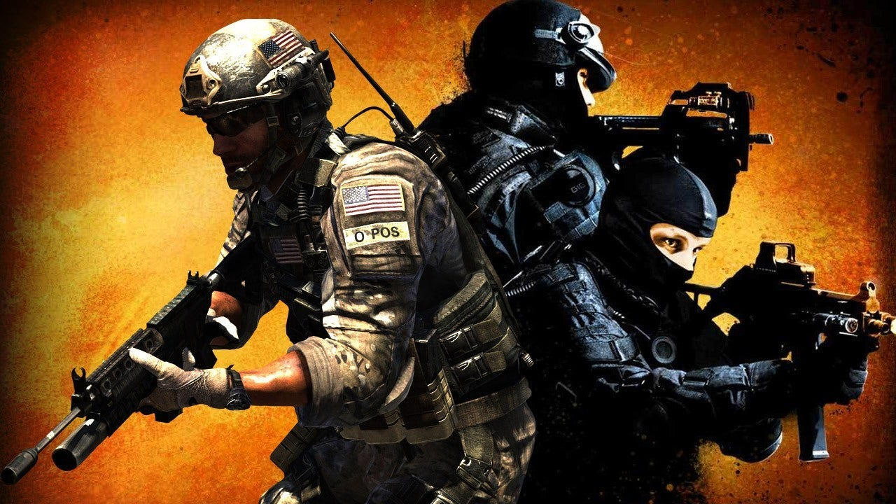 Call Of Duty VS Counter Strike IGN Video