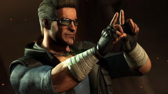 Mortal Kombat X Johnny Cage Krypt