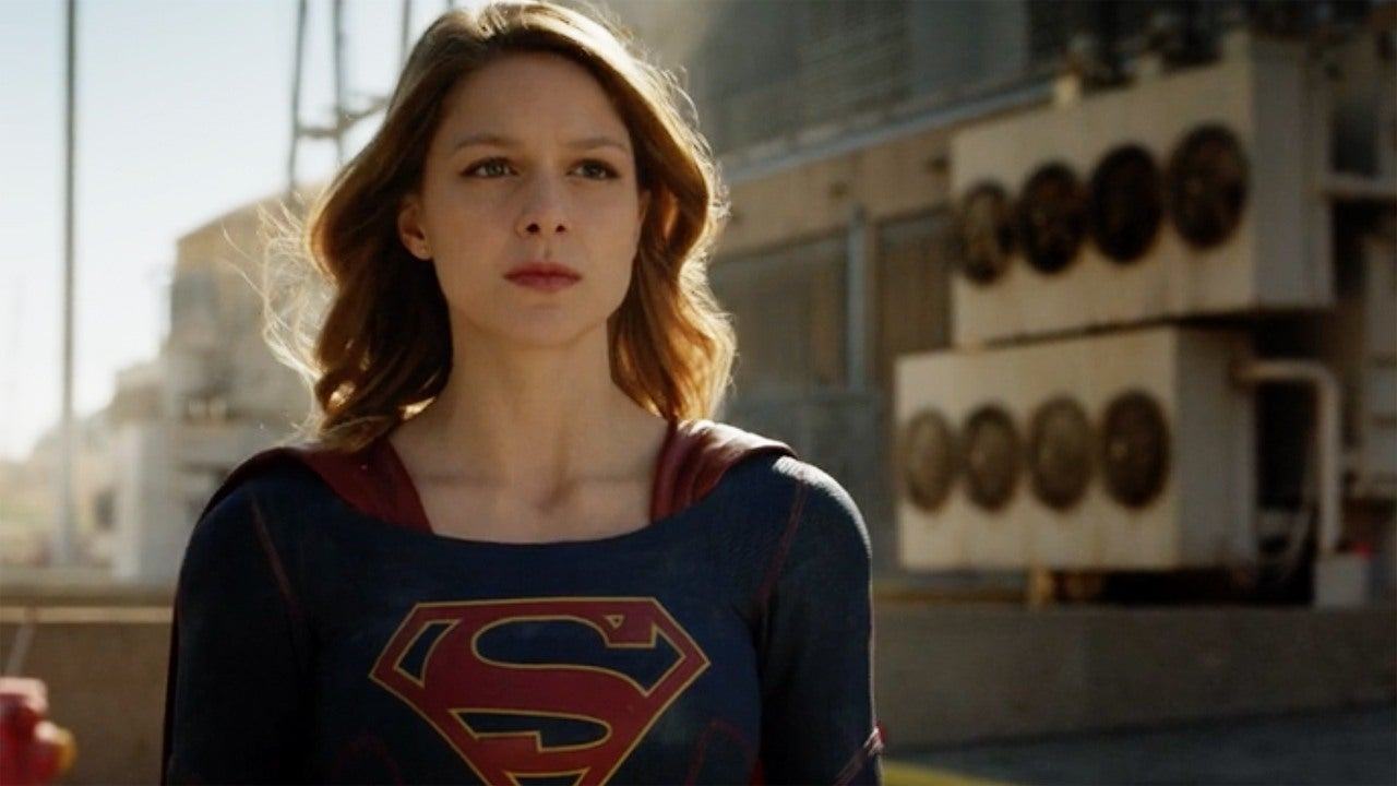 El Zor Kara Supergirl Art