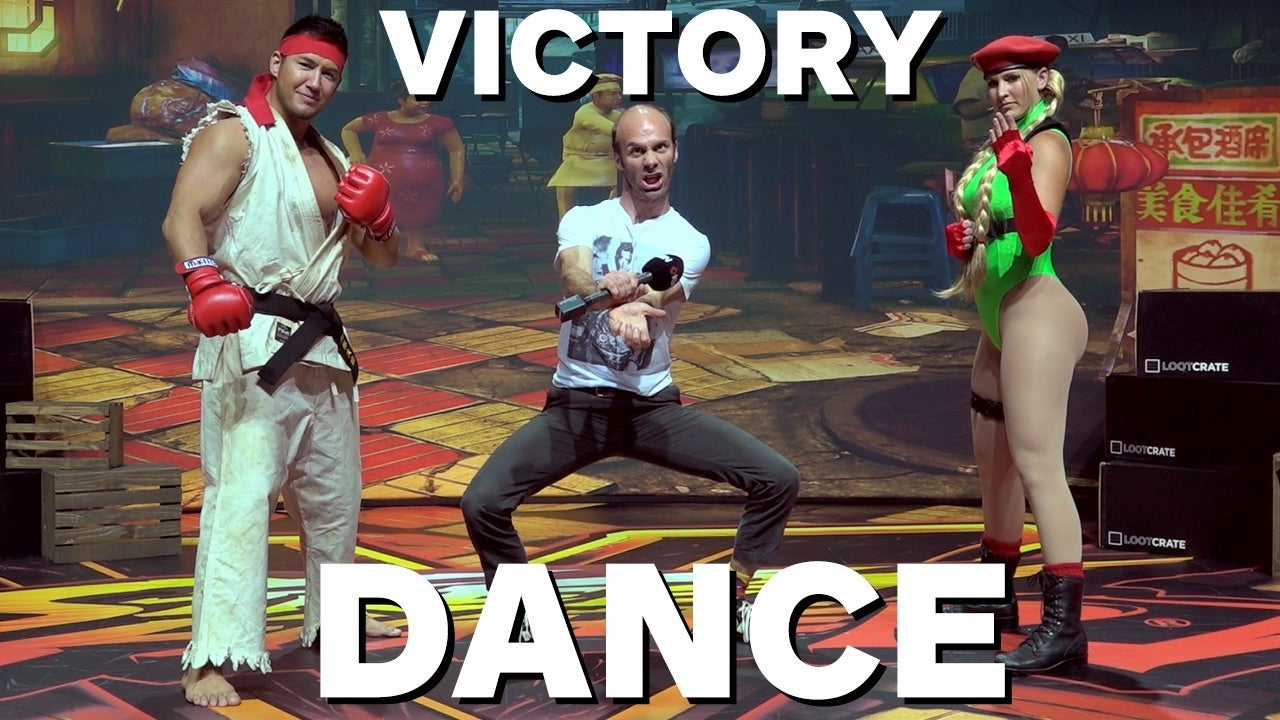 E3 2015 Victory Dance With Nathan Barnatt IGN Video