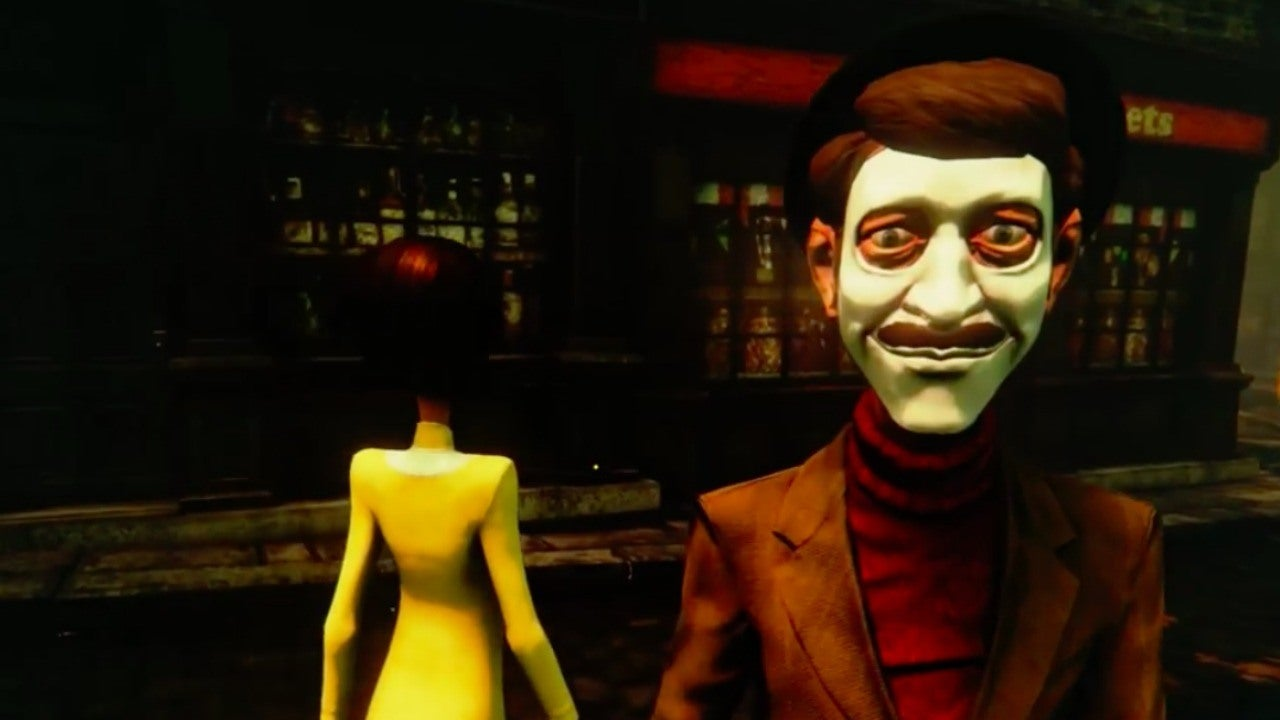We Happy Few Pre Alpha Gameplay Preview IGN Video