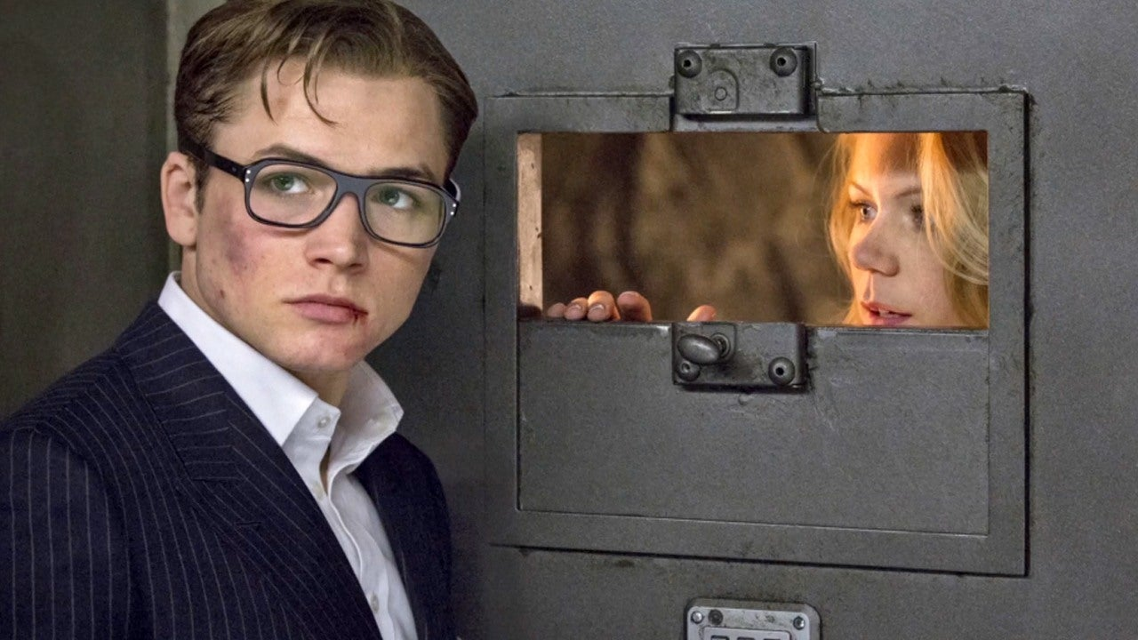 Kingsman The Secret Service Picking The Perfect Eggsy