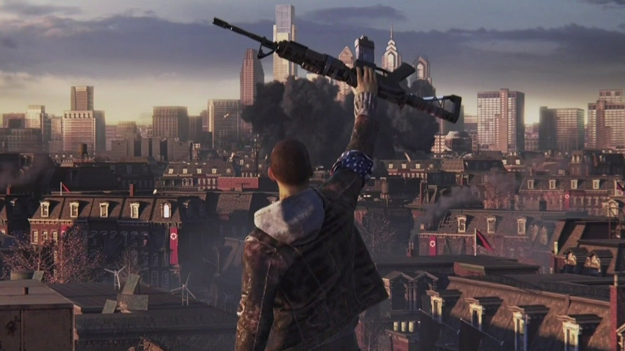 3 Minutes Of Homefront The Revolution Gameplay Gamescom
