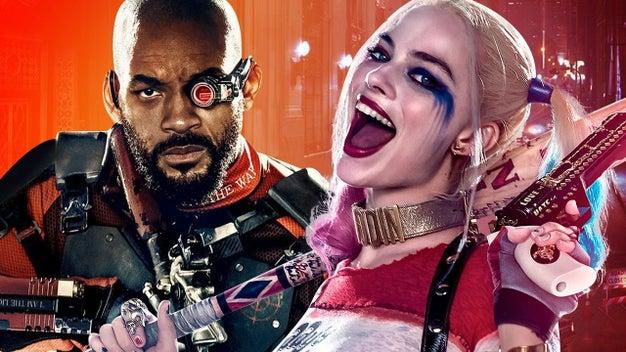 Suicide Squad Harley & Deadshot
