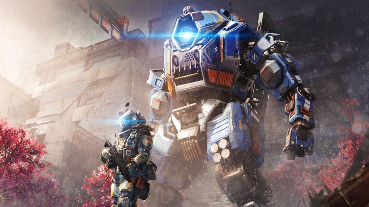 Hd Fall Wallpapers 1080p Titanfall 2 Angel City A Full Match In 1080p 60fps Ign