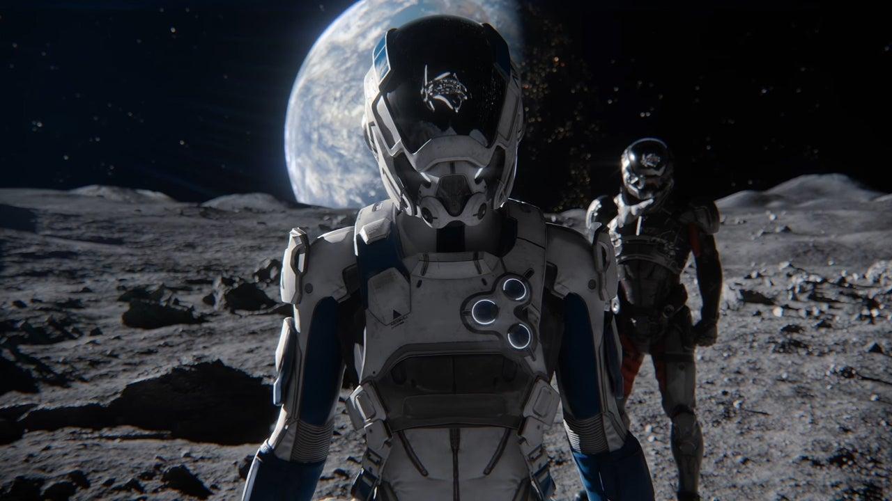 Mass Effect Andromeda Andromeda Initiative Orientation