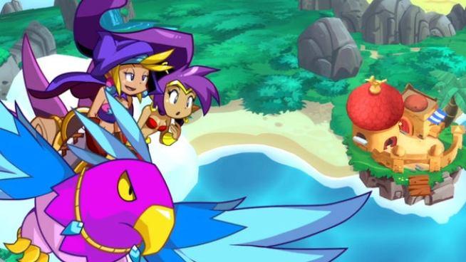Image result for Shantae Half-Genie Hero