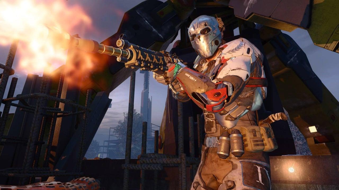 Call Of Duty Black Ops 3 Awakening Challenge Bots