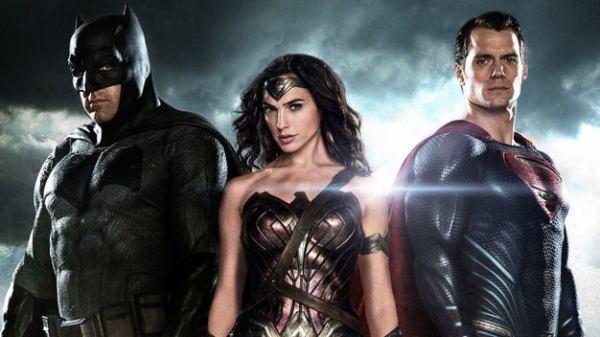 Batman, Wonder Woman & Superman in Batman vs. Superman: Dawn of Justice Ultimate Edition