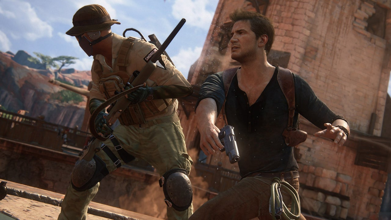 25 Minutes Of Uncharted 4 A Thiefs End Gameplay IGN Video