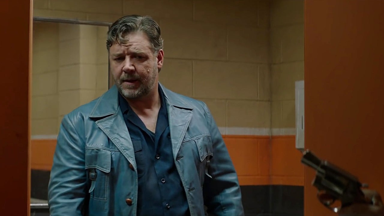 The Nice Guys Russell Crowe Interview IGN Video