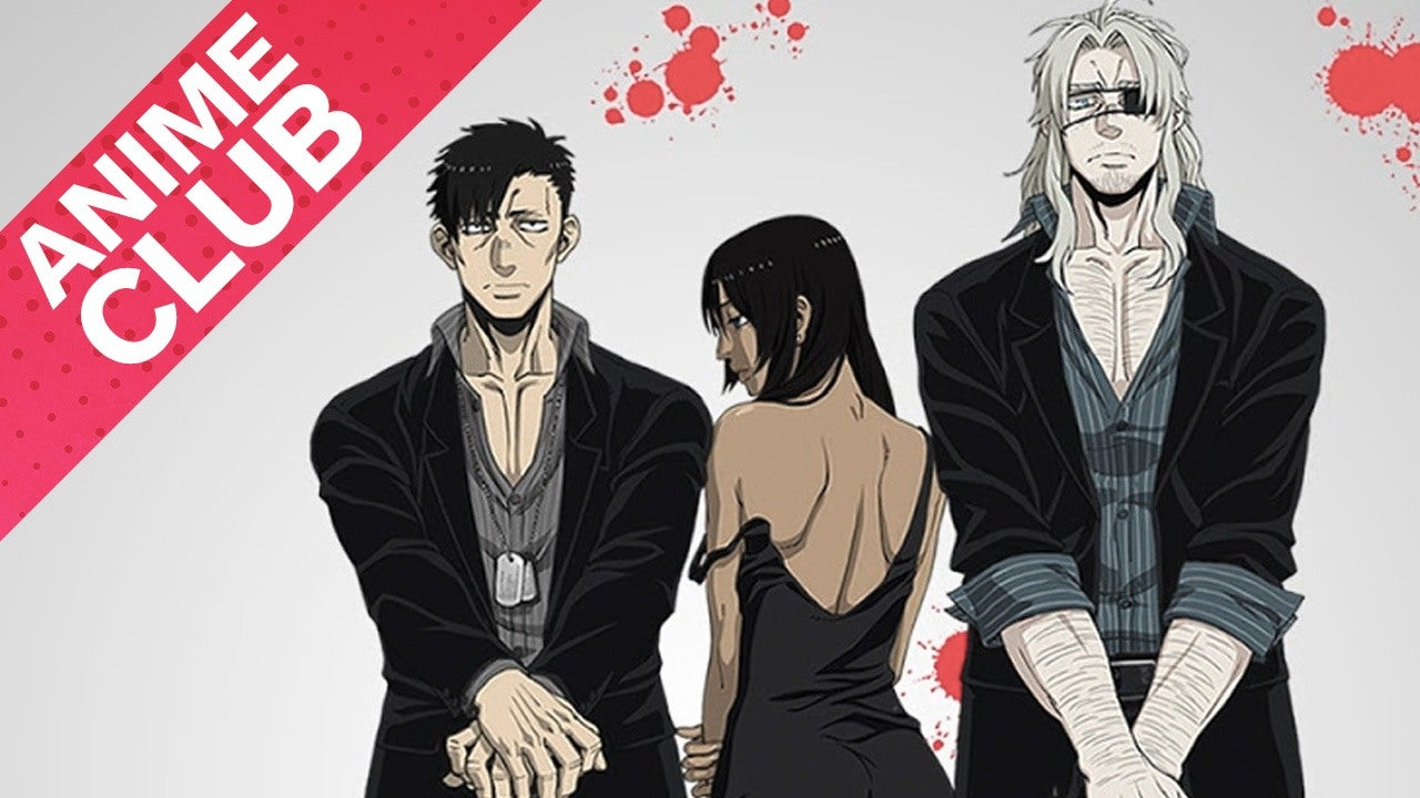Gangsta Girl Wallpaper Hd Will Gangsta Get A Second Season Ign Anime Club Ign Video